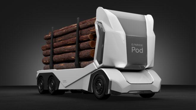 いますぐ欲しい!世界のスマートテクノロジー(4)<br> 自動運転 木材運搬トラック